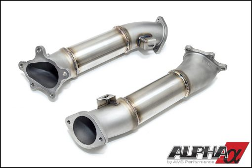 Alpha Performance R35 GT-R Downpipes