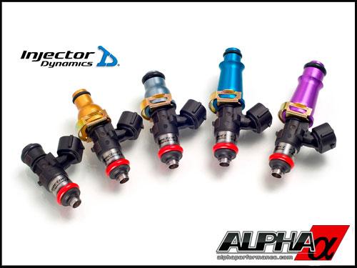 Injector Dynamics Nissan R35 GT-R 2000cc Injector Set [2000.48.14.R35.6]