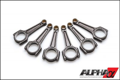 Alpha Performance R35 GT-R Extreme-Duty Connecting Rods