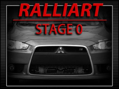 AMS Mitsubishi Lancer Ralliart Stage 0