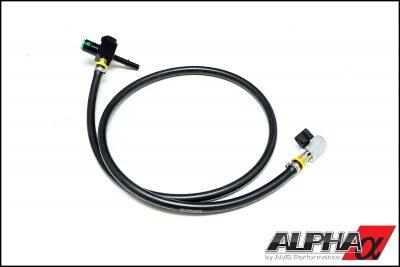 Alpha Performance R35 GT-R Fuel Feed Drain Line