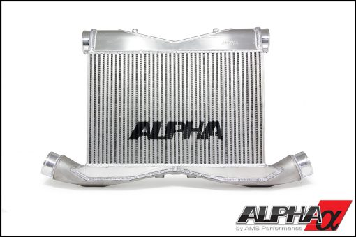 Alpha Performance R35 GT-R Race Front Mount Intercooler Upgrade