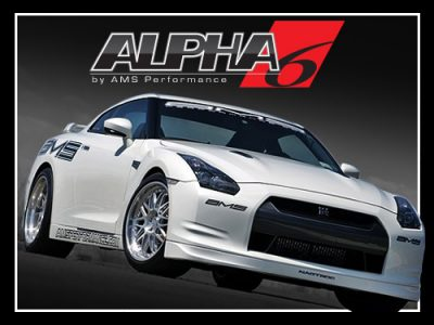 R35 GT-R Alpha 6 Performance Upgrade Package