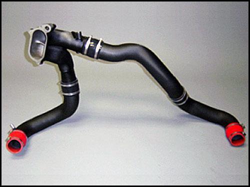 EVOMS Porssche 996 Air Inlet - Turbo Ducts