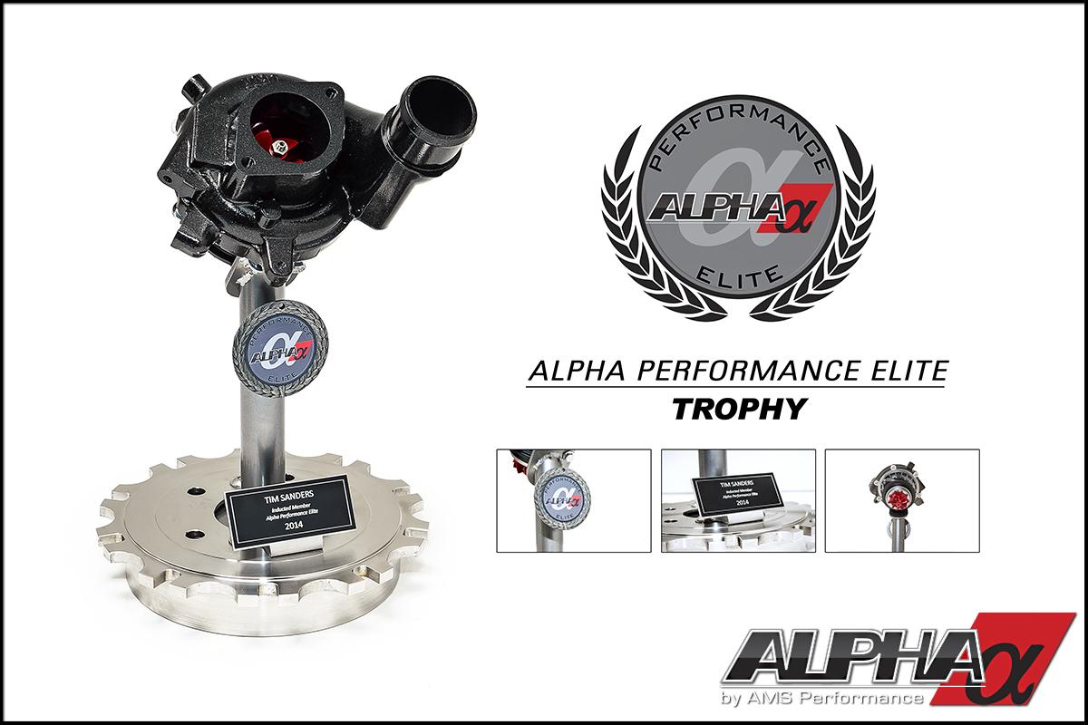 Alpha Performance Elite Award