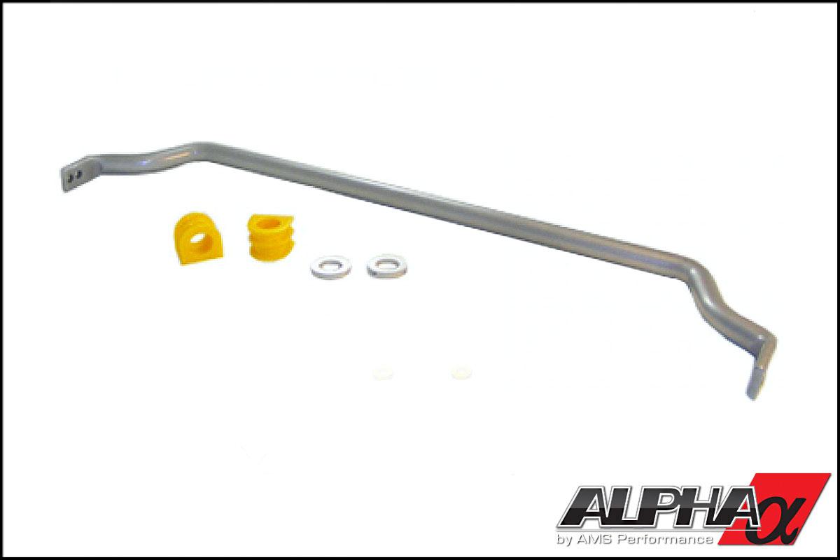 Whiteline Nissan GT-R 33mm 3-Point  Heavy Duty Front Sway Bar