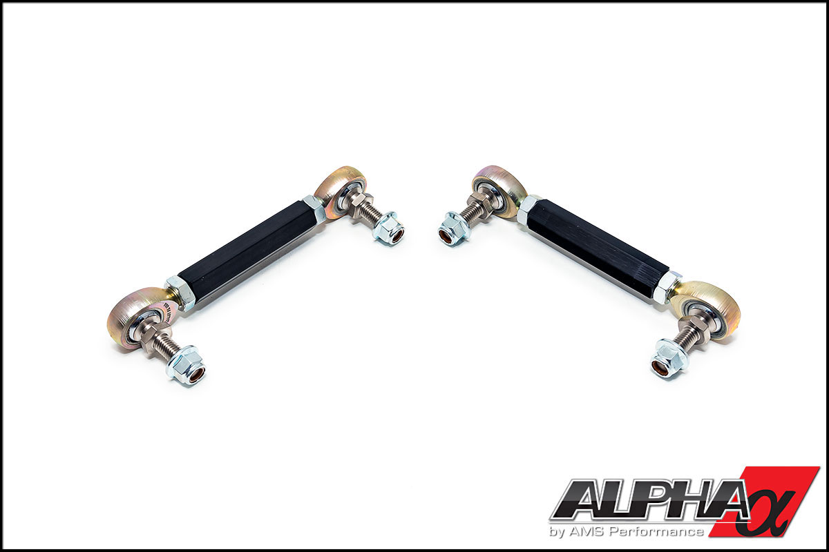 SPL Pro Suspenson Nissan R35 GT-R Rear Endlinks [SPL RE R35]