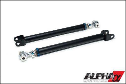 SPL Pro Suspenson Nissan R35 GT-R TITANIUM Rear Traction Links [SPL RTR R35]