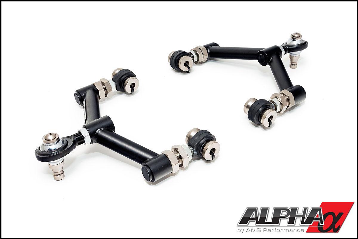 Dodson Motorsports Nissan R35 GT-R Front Upper Adjustable Arms
