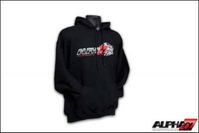 AMS Alpha VR38 Hooded Pullover