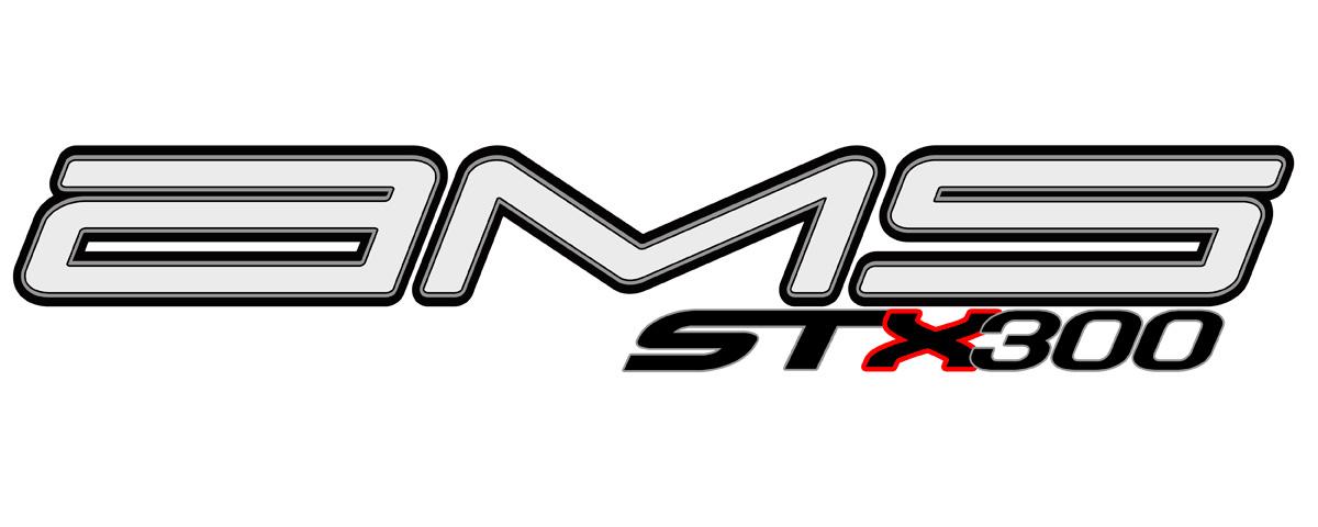 AMS Mitsubishi Lancer Evolution X STX300 Package