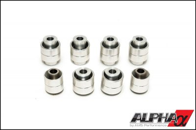 SPL Pro Suspenson Nissan R35 GT-R Rear Knuckle Monoball Bushing Set [SPL RKB R35]