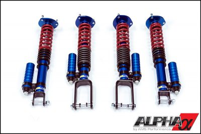 JRZ Nissan R35 GT-R RS-Pro Suspension Kit