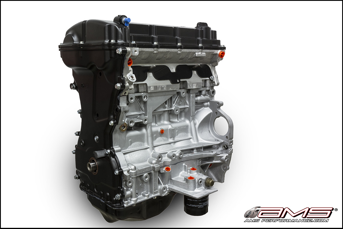 AMS Mitsubishi Lancer Evolution X Stage 2 Crate Engine