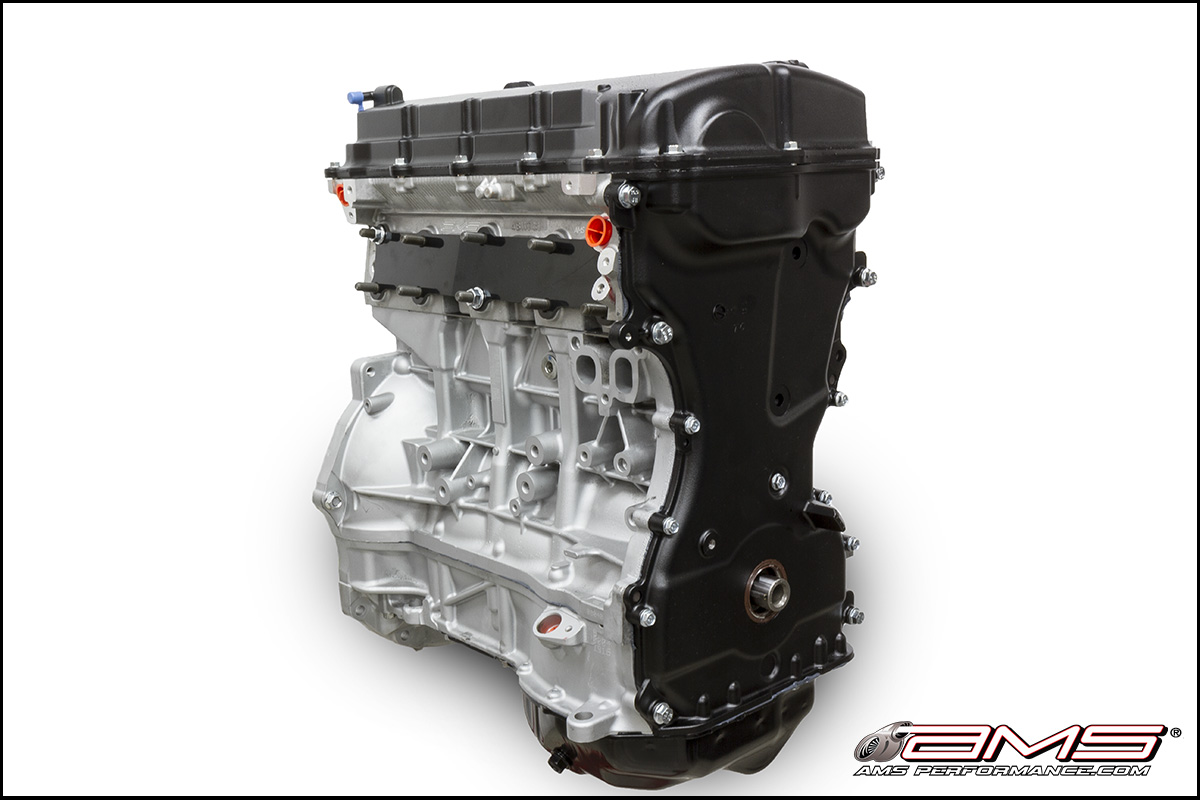 AMS Mitsubishi Lancer Evolution X 22L BigBore Crate Engine