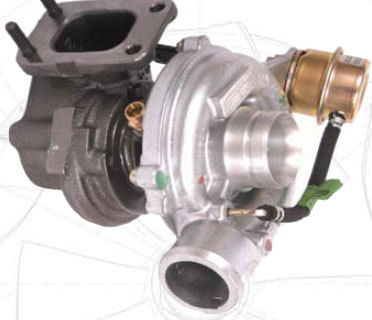GT2052 Turbocharger [727264-5001S]