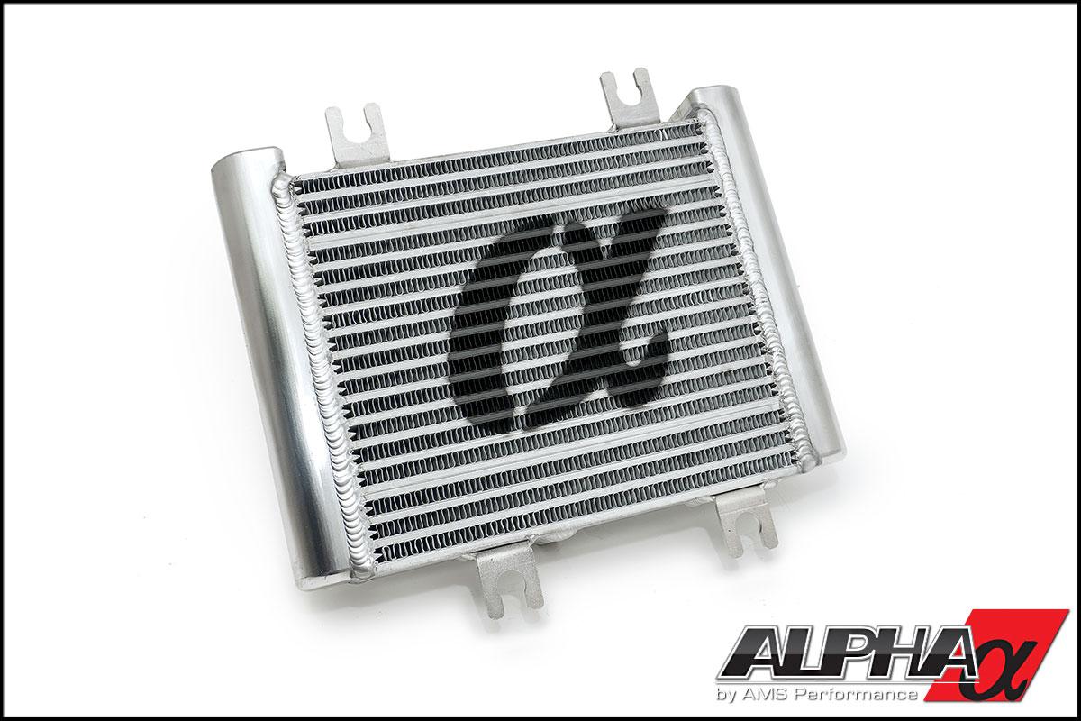 Alpha Performance R35 GT-R Oil Cooler Upgrade