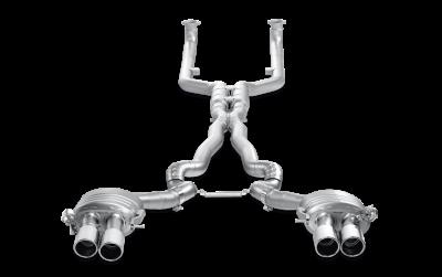 Akrapovic BMW F12/F13 M6 Evolution Exhaust System