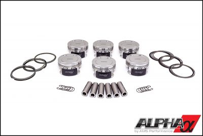 Alpha Performance R35 GT-R Extreme-Duty Pistons