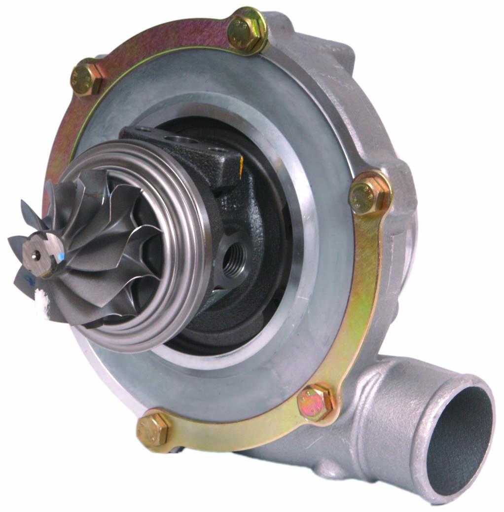 Garrett Releases Line Of Gtw Turbo Turbochargers: Garrett GT3076R Turbocharger [700382-5012S]