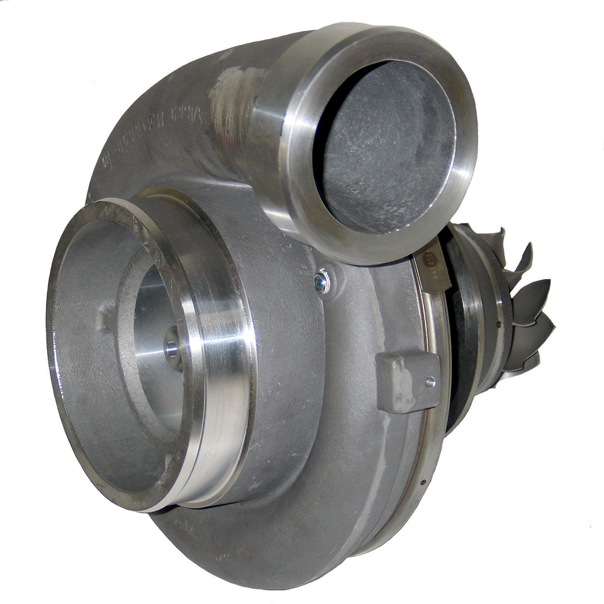 Garrett Gt2871r Turbocharger: Garrett GT2871R Turbocharger [743347-2]
