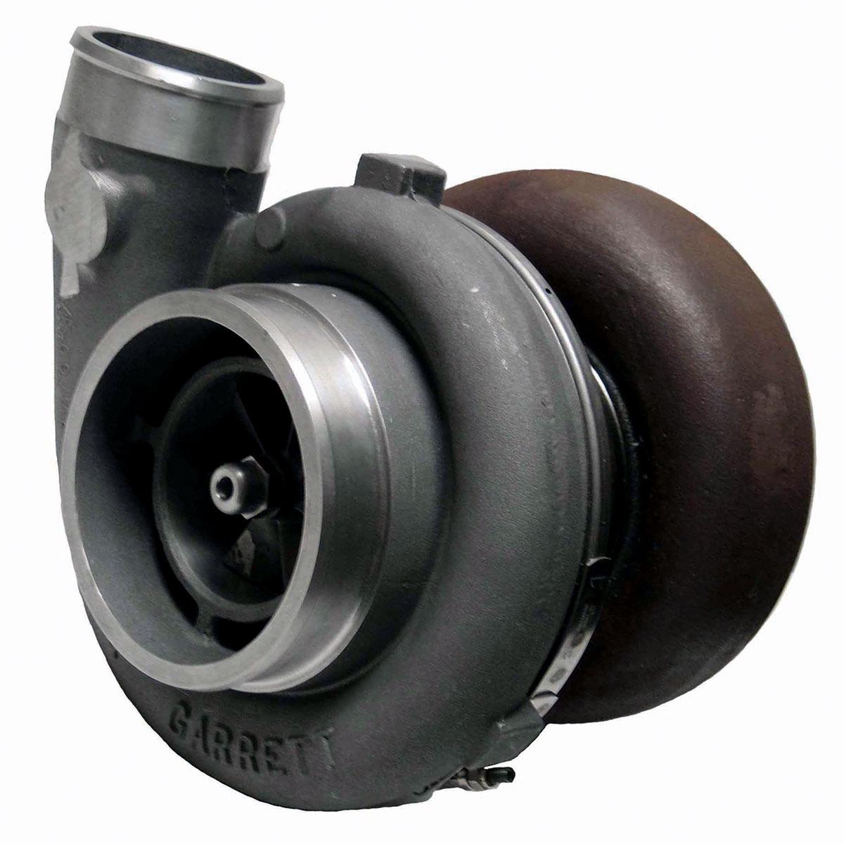 Garrett Releases Line Of Gtw Turbo Turbochargers: Garrett GT3071R Turbocharger