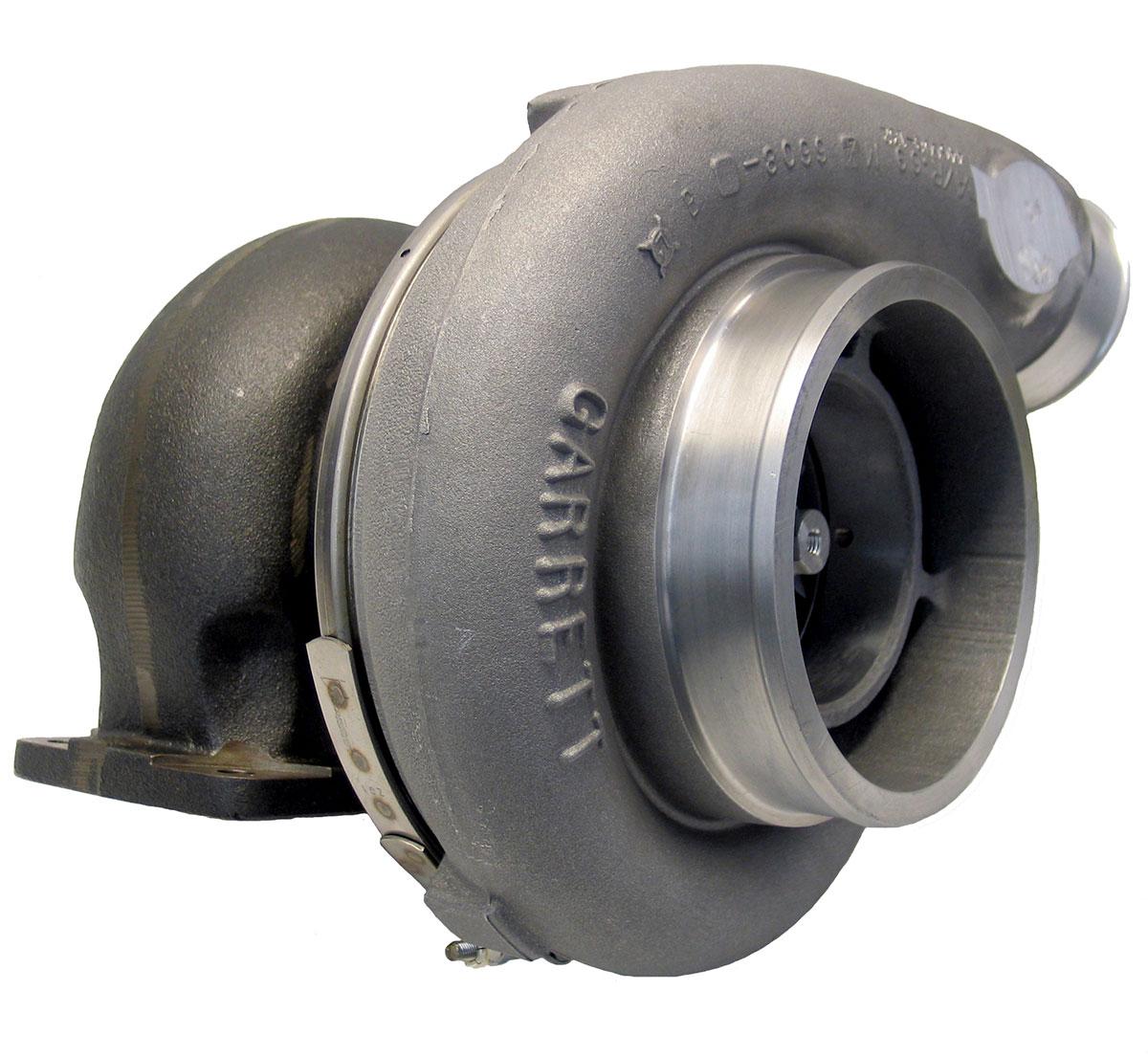 Garrett GT4508R Turbocharger [742581-5004S]