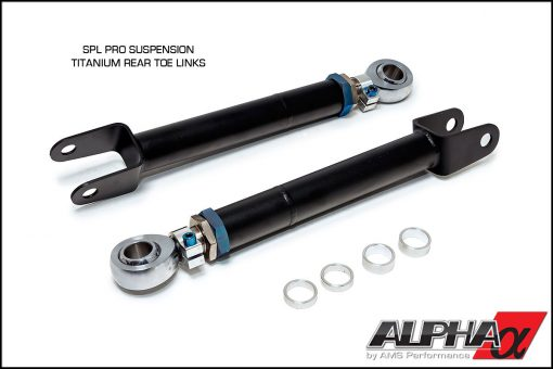 Alpha Performance Spec R35 GT-R Track Suspension Package