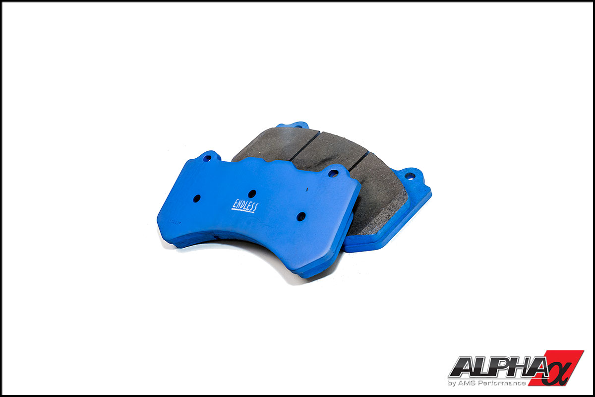 Endless MX72 Nissan R35 GT-R Brake Pads [REAR] [RCP118MX72]