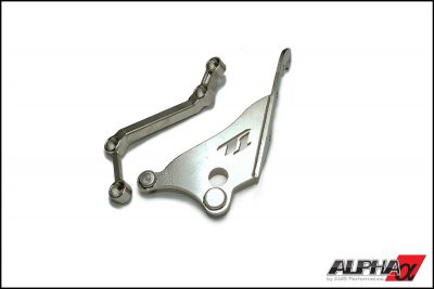 T1 Nissan R35 GT-R  Upper and Lower Transmission Brace Set [T1-R35-ULTB]