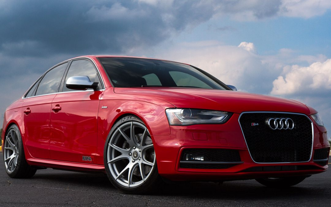 Product Release: Alpha Supercharger Cooler System for Audi B8 S4