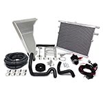Alpha Performance E63 AMG Cooling