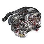 4.6L V8 BiTurbo 550 Series