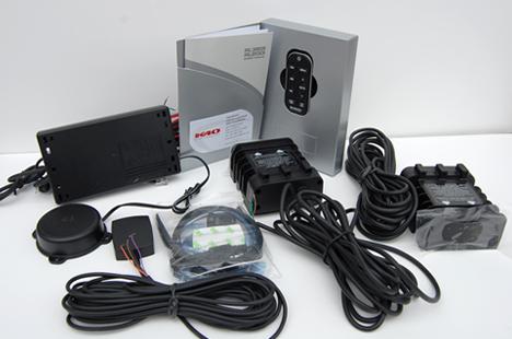 K40 Electronics RL360i Radar Detector