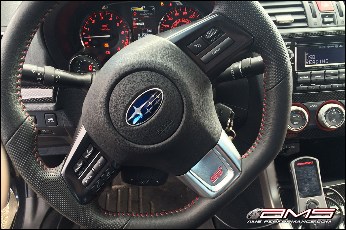 AMS Performance Prime Motoring 2015 Subaru STI