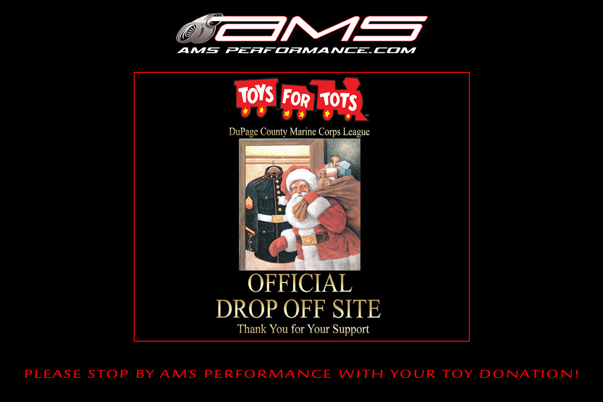 AMS Performance Toys for Tots