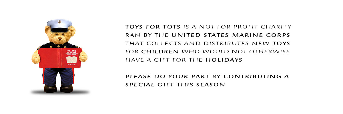 Announcement Email Sample Toys For Tots : Drop a toy off at ams performance receive discount