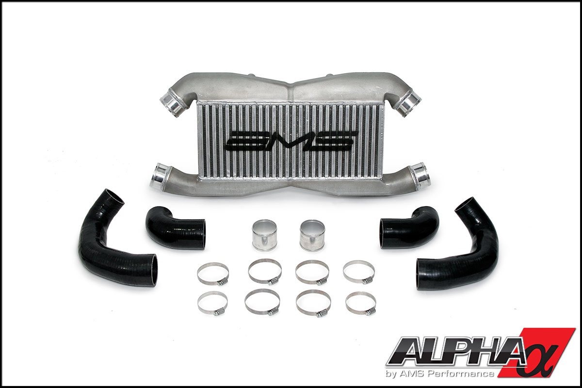 Alpha  Performance Nissan GT-R Front Mount Intercooler Kit