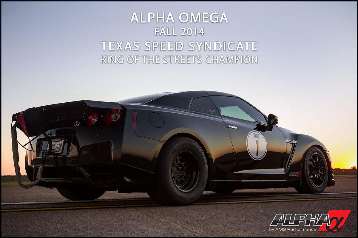 Alpha Omega Drag Wheels & Tires