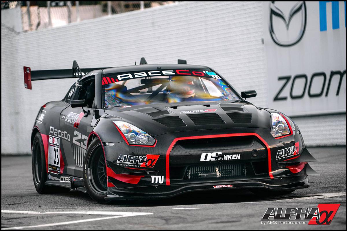 AMS Alpha 10 RaceCo GT-R