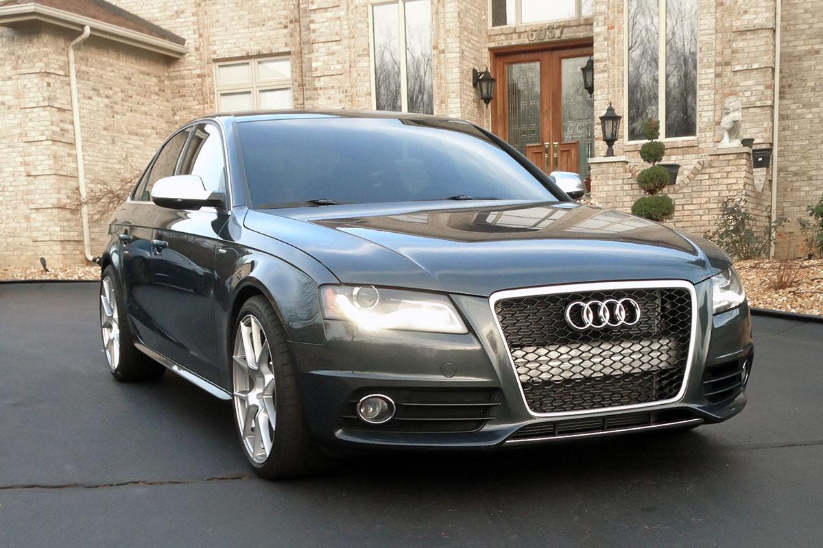 B8 S4 Audi 2