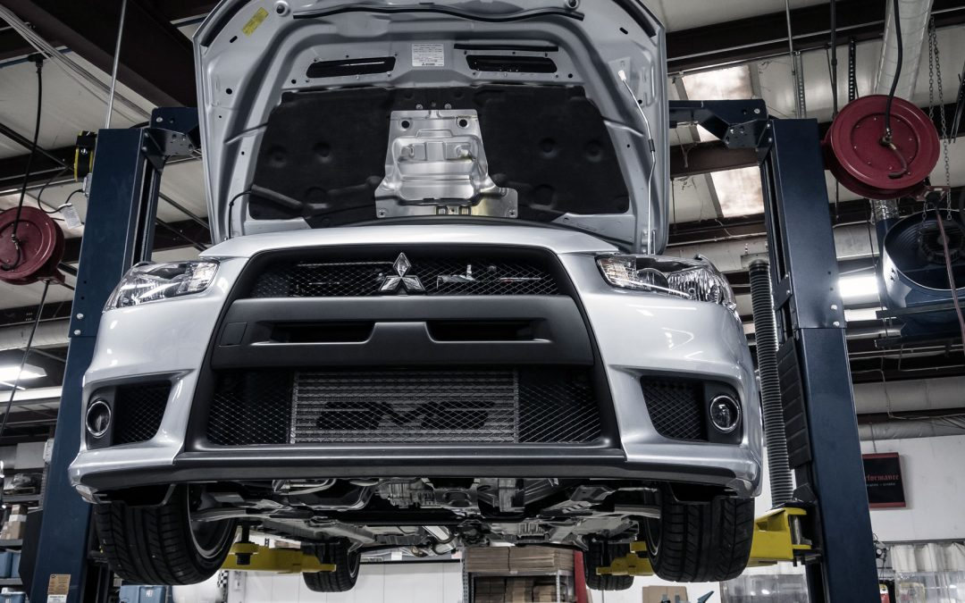 7 AMS Evolution X Performance Upgrades That Can Be Done this Winter