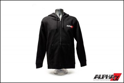 AMS Alpha Men's Zip-up Hoodie