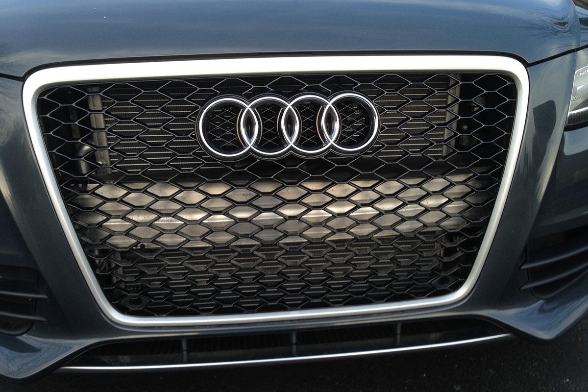 B8 S4 Audi Grill