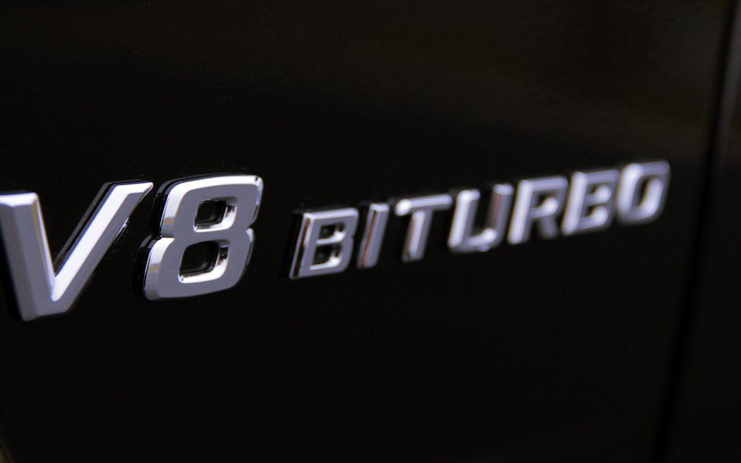 Engineering Update: Alpha Mercedes 5.5L Biturbo Carbon Fiber  Intake System