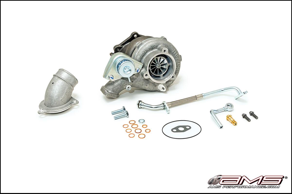 Garrett GTX3076R Mitsubishi Lancer Evolution X Turbo Kit