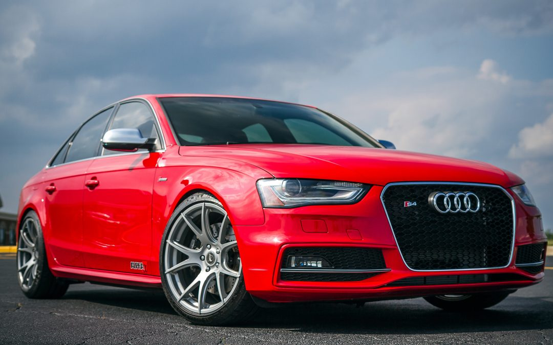 NEW: Alpha Performance Audi S4/S5 Supercharger Cooler System