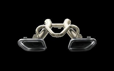 Akrapovic McLaren MP4-12C Titanium Slip-On Exhaust System [S-MC/TI/1]