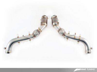 AWE Tuning McLaren MP4-12C Performance Catalysts [3010-11020]
