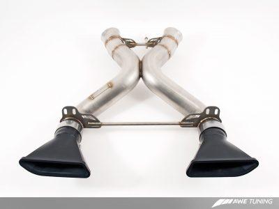 AWE Tuning McLaren MP4-12C Performance Exhaust